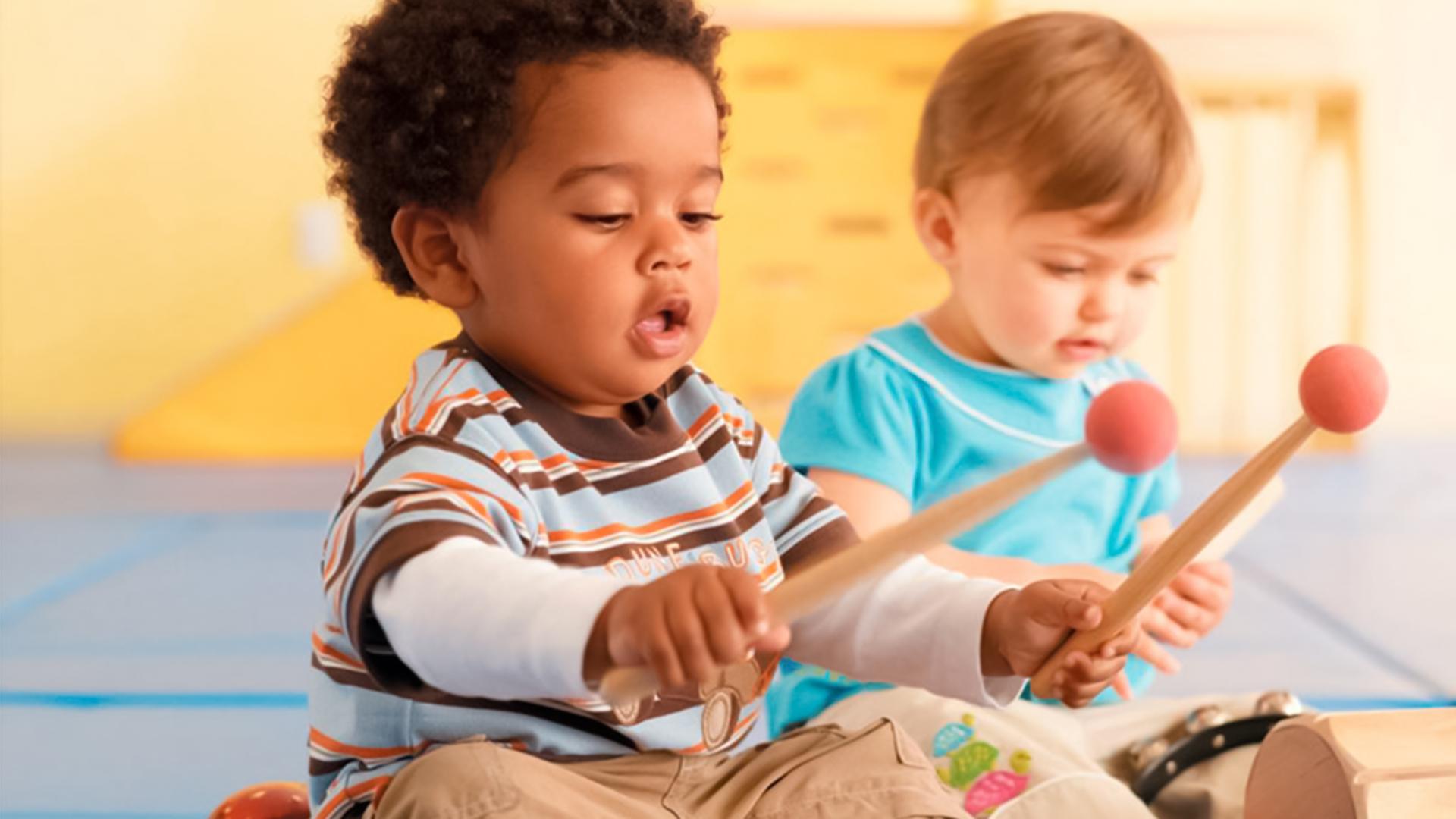 Musica na Educação Infantil e Fundamental I